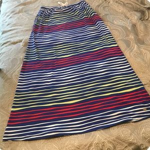 Tommy Hilfiger Maxi Skirt Size Small